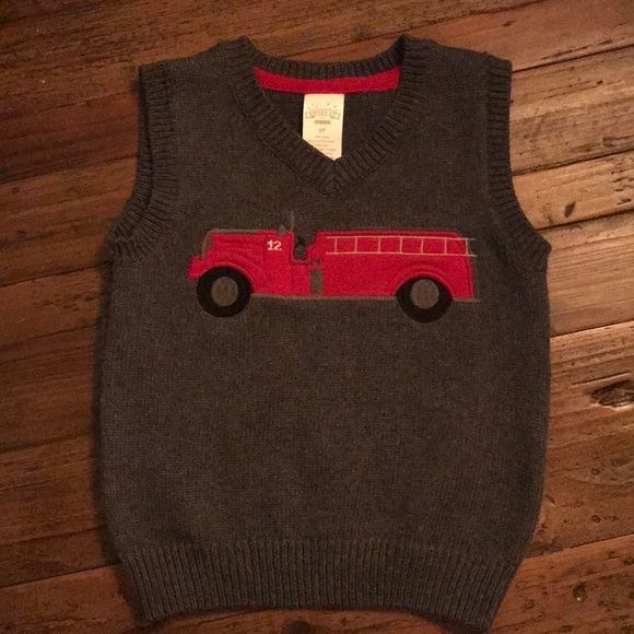 Gymboree Other - Fire truck 🚒 vest